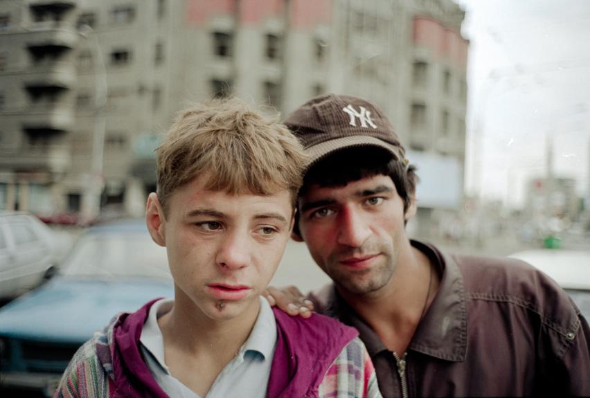 Bombay Street Children